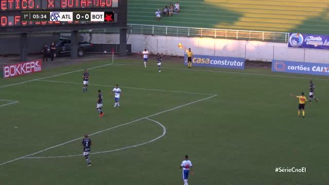 Atlético AC x Botafogo - Campeonato Brasileiro - Série C - 7ª Rodada