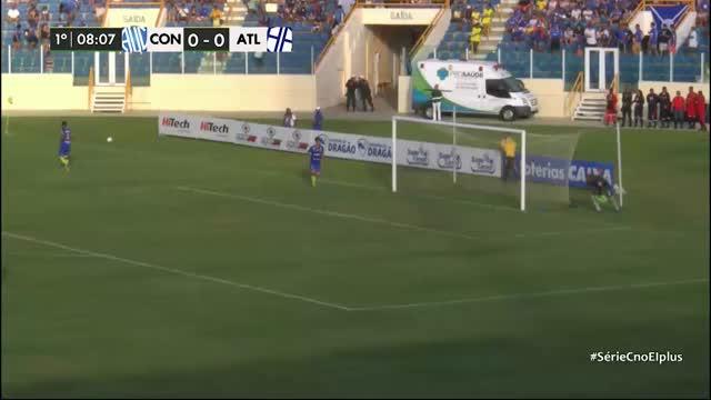 Confiança x Atlético-AC - Campeonato Brasileiro - Série C - 8ª Rodada