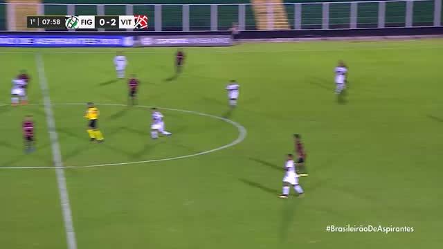 Figueirense x Vitória - Campeonato Brasileiro de Aspirantes - 4ª Rodada