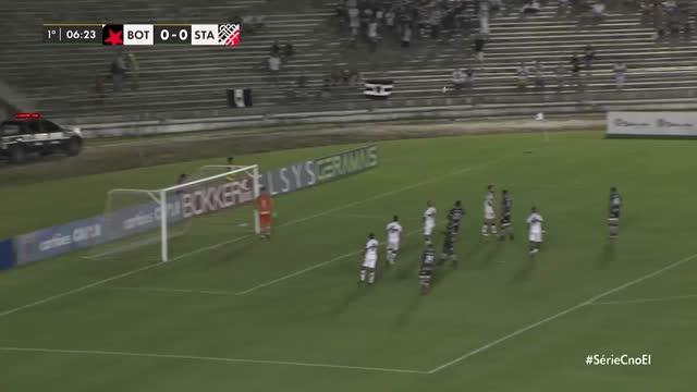 Botafogo PB x Santa Cruz - Campeonato Brasileiro Série C - 15ª Rodada