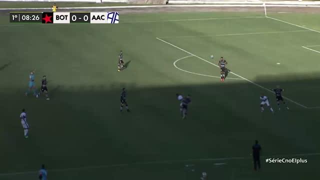 Botafogo-PB x Atlético-AC - Campeonato Brasileiro - Série C - 16ª Rodada