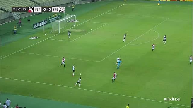 Ferroviário x Treze - Campeonato Brasileiro - Série D - Final - Ida