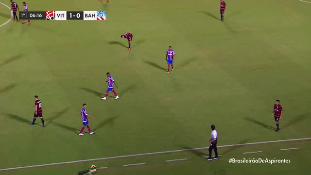 Vitória x Bahia - Campeonato Brasileiro de Aspirantes - 5ª Rodada