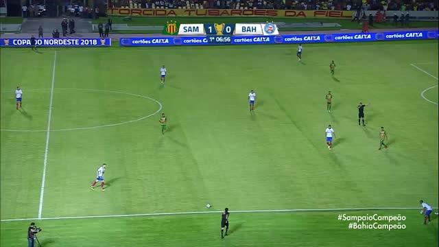 Sampaio Corrêa x Bahia - Copa do Nordeste - Final - Ida