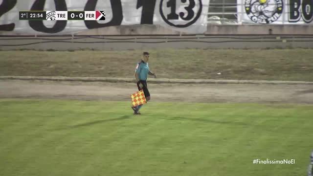 Treze x Ferroviário - Campeonato Brasileiro - Série D - Final - Volta