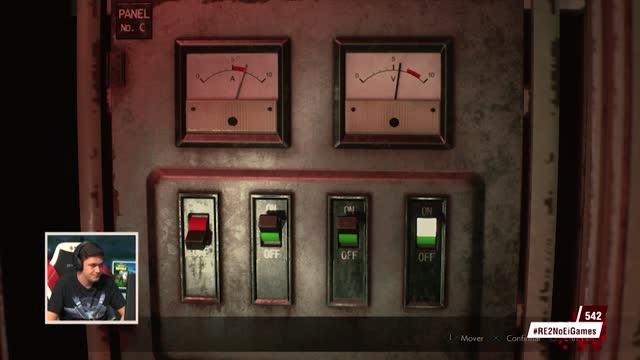 EI Games: Resident Evil 2 - 16/02/2019