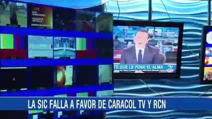 La SIC falla a favor de Caracol TV y RCN TV - Noticias Caracol