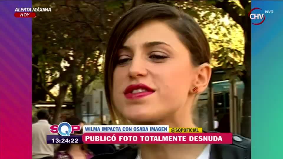 Wilma González Impactó En Internet Tras Publicar Fotografía