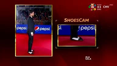 8c618fd13 Zapatos de Jean Philippe Cretton en La Gala Viña 2016 fueron amor y odio en redes  sociales - Chilevisión