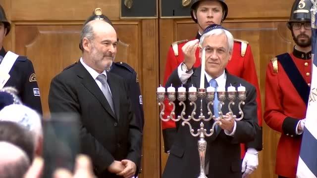 Image result for piñera hanukkah